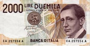 2000 Lire