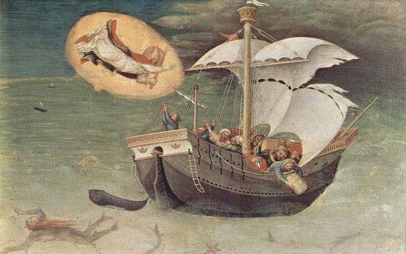 Miracolo di San Nicola di Bari - Gentile da Fabriano