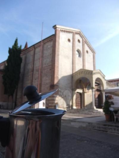Moka alla chiesa di San Francesco a Bassano del Grappa