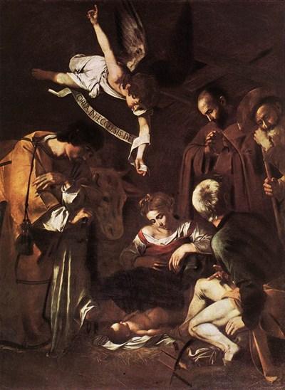 Natività - Caravaggio