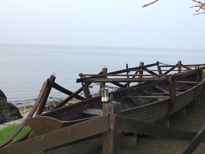 Moka tra le barche del Lago di Como
