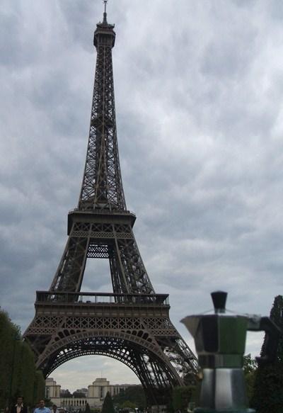 Moka alla Torre Eiffel