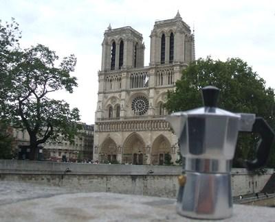 Moka a Notre Dame de Paris