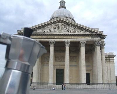 Moka al Pantheon di Parigi