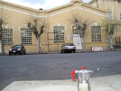 Moka a Hotel de Inmigrantes - Buenos Aires