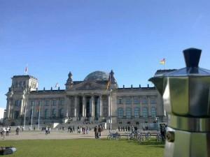Moka al Reichstag