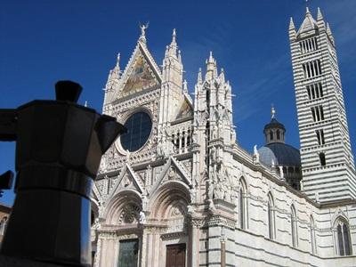 Moka al Duomo di Siena