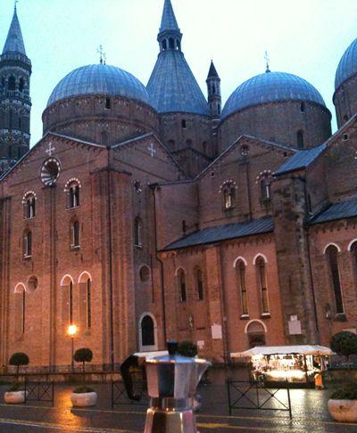 Moka da Sant'Antonio a Padova