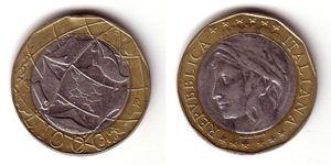 1000 lire italiane