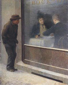 Riflessioni di un affamato - Emilio Longoni
