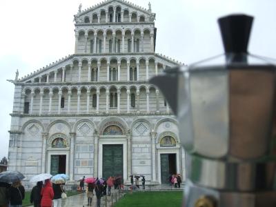 Moka al Duomo di Pisa