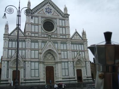 Moka a Santa Croce a Firenze