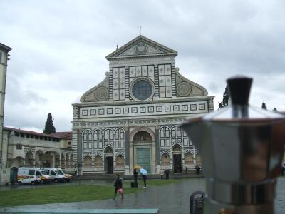 Moka a Santa Maria Novella a Firenze