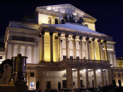 Moka al Teatro Grande / Opera Nazionale - Varsavia