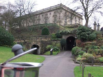 Moka al castello di Nottingham