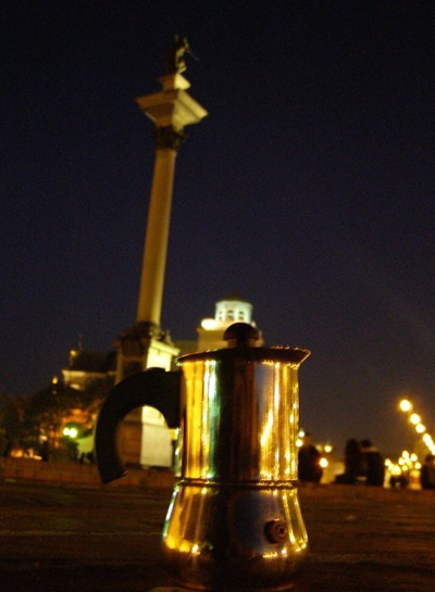 Moka alla Colonna di Sigismondo - Varsavia