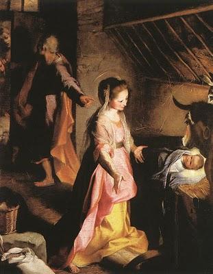 Natività - Federico Barocci