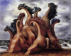 La battaglia dei Centauri - Alberto Savinio