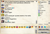 Chat in italiano