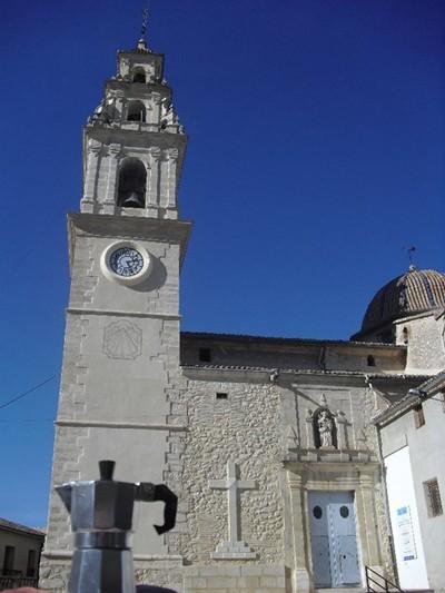 Moka sotto il campanile, Valenza - Spagna