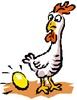 Fa le uova