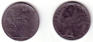 100 lire italiane