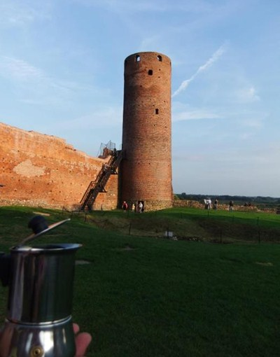 Moka e la torre Czersk