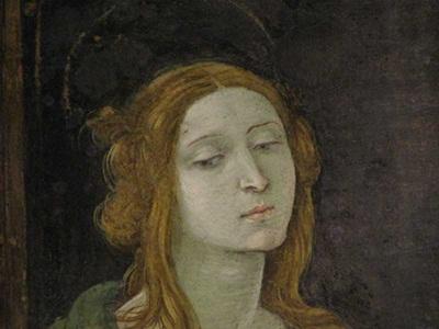 Madonna dell'Annunciazione in Santa Maria sopra Minerva