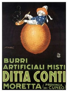 Burri artificiali misti - Ditta Conti