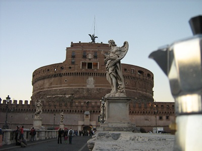 Moka a Castel Sant'Angelo - Roma