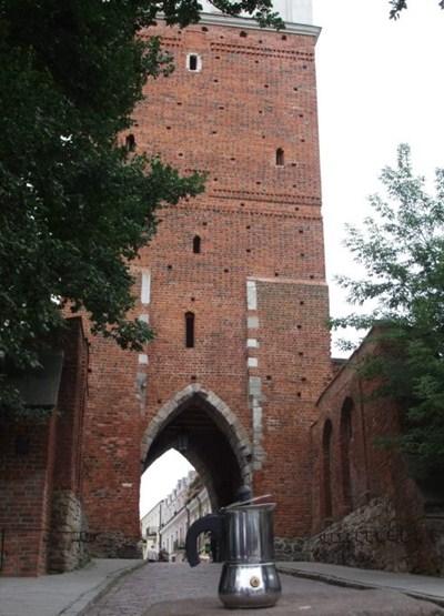 Moka a Sandomierz