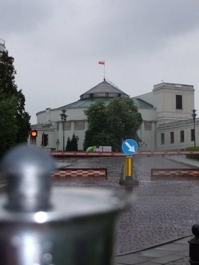 Moka al parlamento polacco