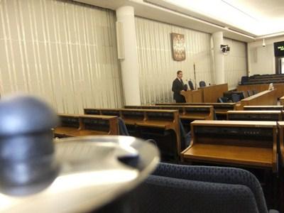Moka al senato polacco