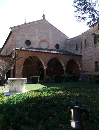 Moka nel monastero di Sant'Antonio