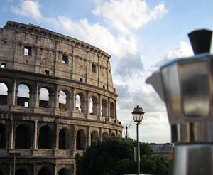 Moka al Colosseo