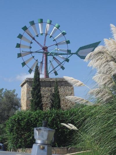 Moka al mulino, Maiorca - Spagna