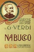 Nabucco - Locandina