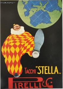 Tacchi Stella - Pirelli
