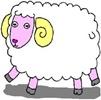 Con questo animale si fa la lana