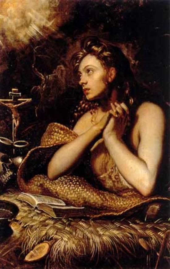 Santa Maria Maddalena - Tintoretto