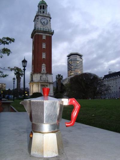 Moka alla Torre degli Inglesi - Buenos Aires