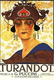 Turandot - Locandina