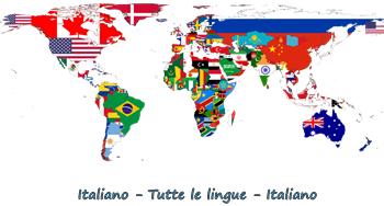 Tandem Italiano - Tutte le lingue