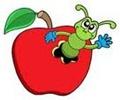 Vive in alcune mele e sotto terra